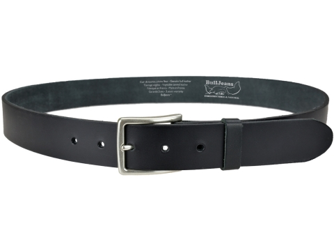 Ceinture en cuir Wellington marron