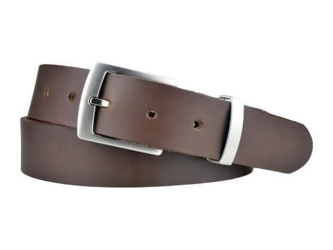 ceinture cuir homme fine boucle carrée