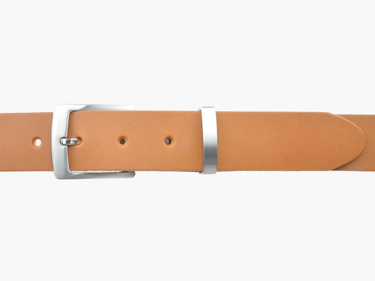 ceinture fine boucle carré brillante