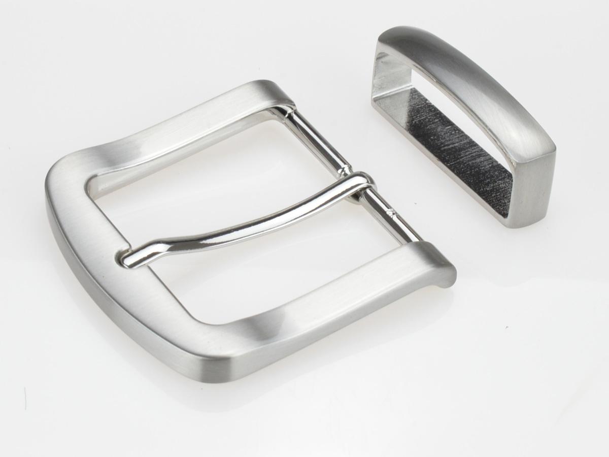 Boucle de ceinture 4 cm rectangulaire