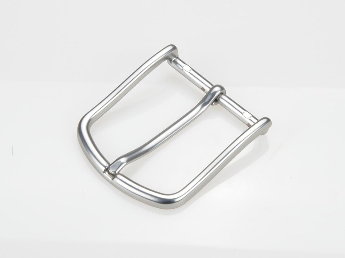 Boucle de ceinture 4 cm carré fine