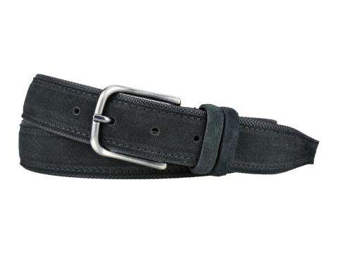 GAROT TENDANCE 35MM | N°16 Ceinture noire d'été en nylon 3