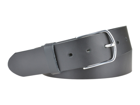 BULLJEANS40 Femme | N°5 Superbe ceinture noire jeans boucle ultra fine