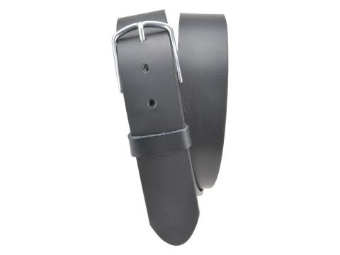 BULLJEANS40 Femme | N°5 Superbe ceinture noire jeans boucle ultra fine 6