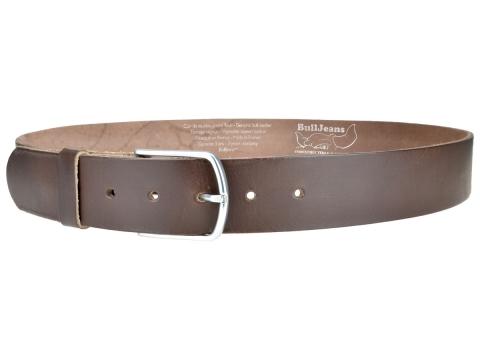 BULLJEANS40 Femme | N°5 Superbe ceinture marron jeans boucle ultra fine 5