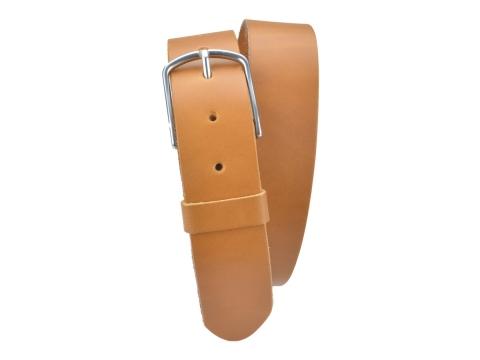 BULLJEANS40 Femme | N°5 Superbe ceinture camel jeans boucle ultra fine 2