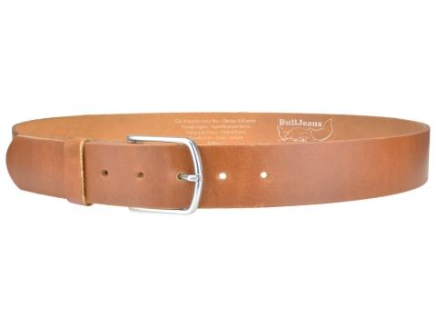BULLJEANS40 Femme | N°5 Superbe ceinture cognac jeans boucle ultra fine 2