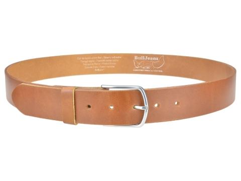 BULLJEANS40 Femme | N°5 Superbe ceinture cognac jeans boucle ultra fine 5